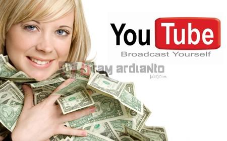 YouTube, Menghasilkan Uang, Cara Menghasilkan Uang YouTube