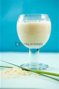 Susu Beras, Manfaat Susu Beras, Membuat Susu Beras