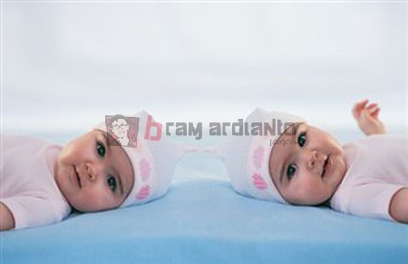 bayi kembar, cara hamil kembar