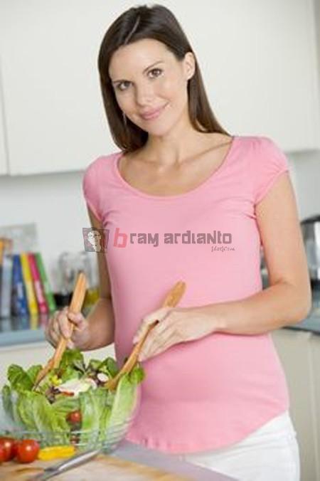 diet untuk kehamilan, diet sehat, diet saat hamil