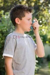 Sesak Napas, Alergi