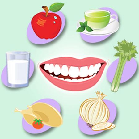 kesehatan gigi, makanan untuk gigi