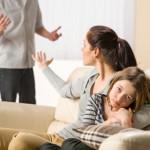 orangtua bertengkar, orangtua sering bertengkar