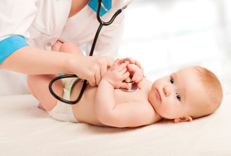 penyakit jantung bawaan, bayi terkena PJB