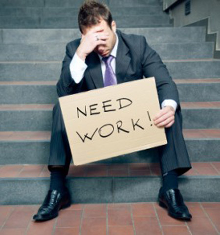 sulit dapat kerja, mendapatkan pekerjaan, tidak diterima kerja