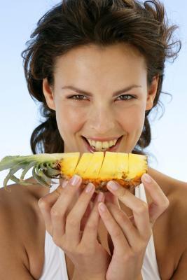 nanas, buah nanas, manfaat buah nanas
