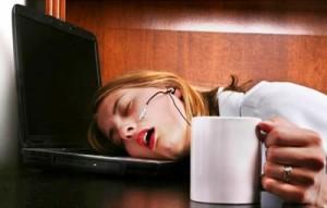 kurang tidur, mengantuk saat kerja