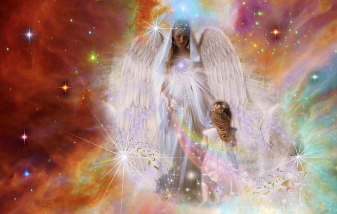 malaikat pembimbing, roh pembimbing, spirit guide