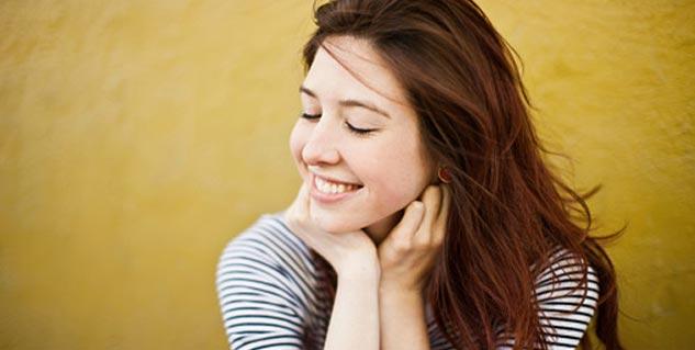 bahagia, wanita bahagia, sehat dan bahagia