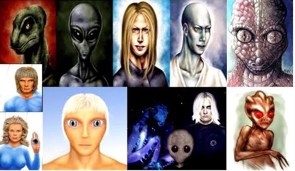 alien, keberadaan alien, makhluk alien