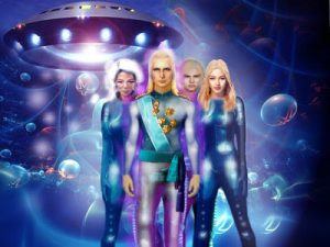 ras alien Pleiadian