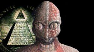 ras alien Reptilian