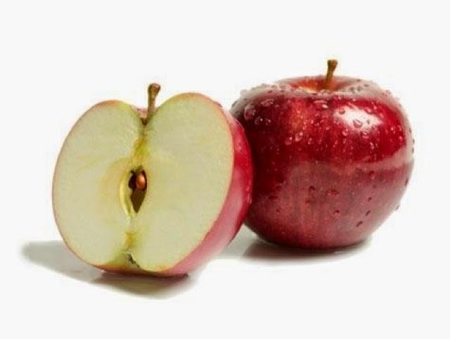 apel, biji apel beracun, racun sianida