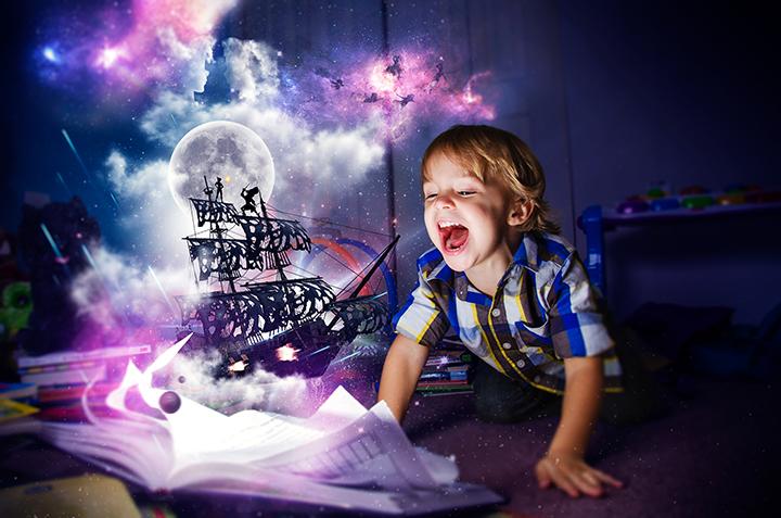 imajinasi, cara kerja imajinasi