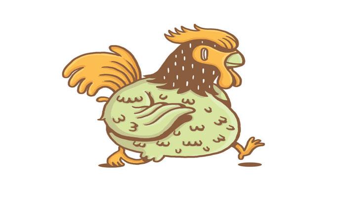 shio ayam, sifat shio ayam, karakter shio ayam