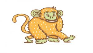shio monyet, sifat shio monyet, karakter shio monyet, watak shio monyet
