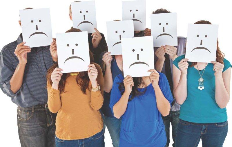 orang tidak bahagia, kebiasaan orang orang yang tidak bahagia